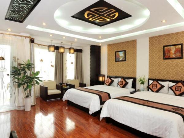 Wild Lotus Hotel – Xuan Dieu Hanoi