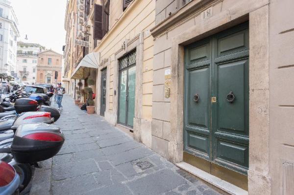 Casa Heberart Guest House Capo le Case Rome