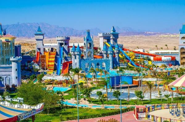 Serenity Fun City Hurghada