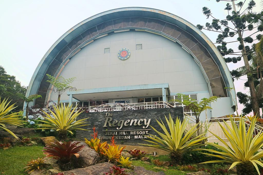 The Jerai Hill Resort