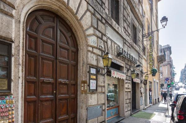 Casa Heberart Guest House Sistina Rome