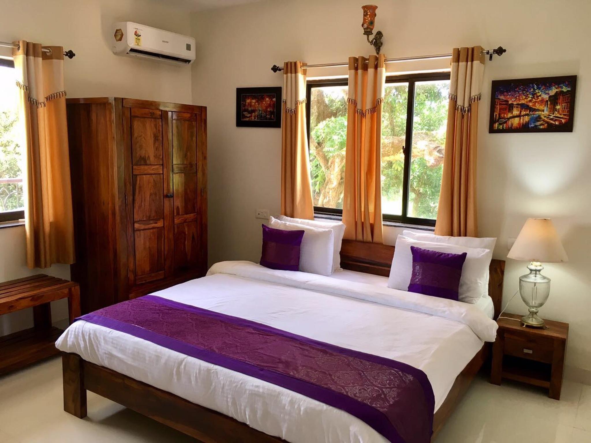 Monarch Suites Goa