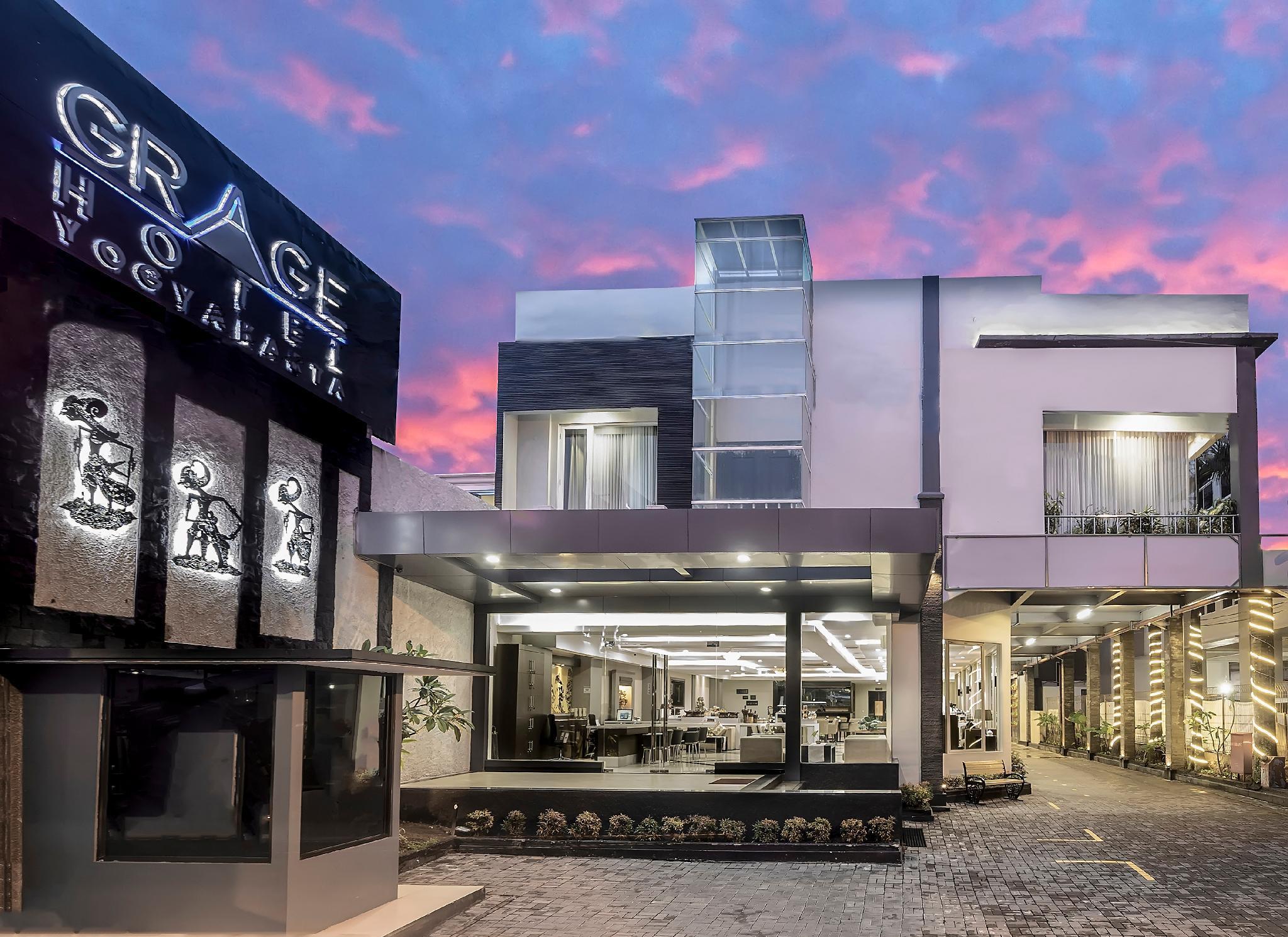 Grage Jogja Hotel