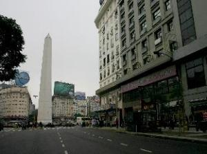 Obelisco Center Suites Hotel