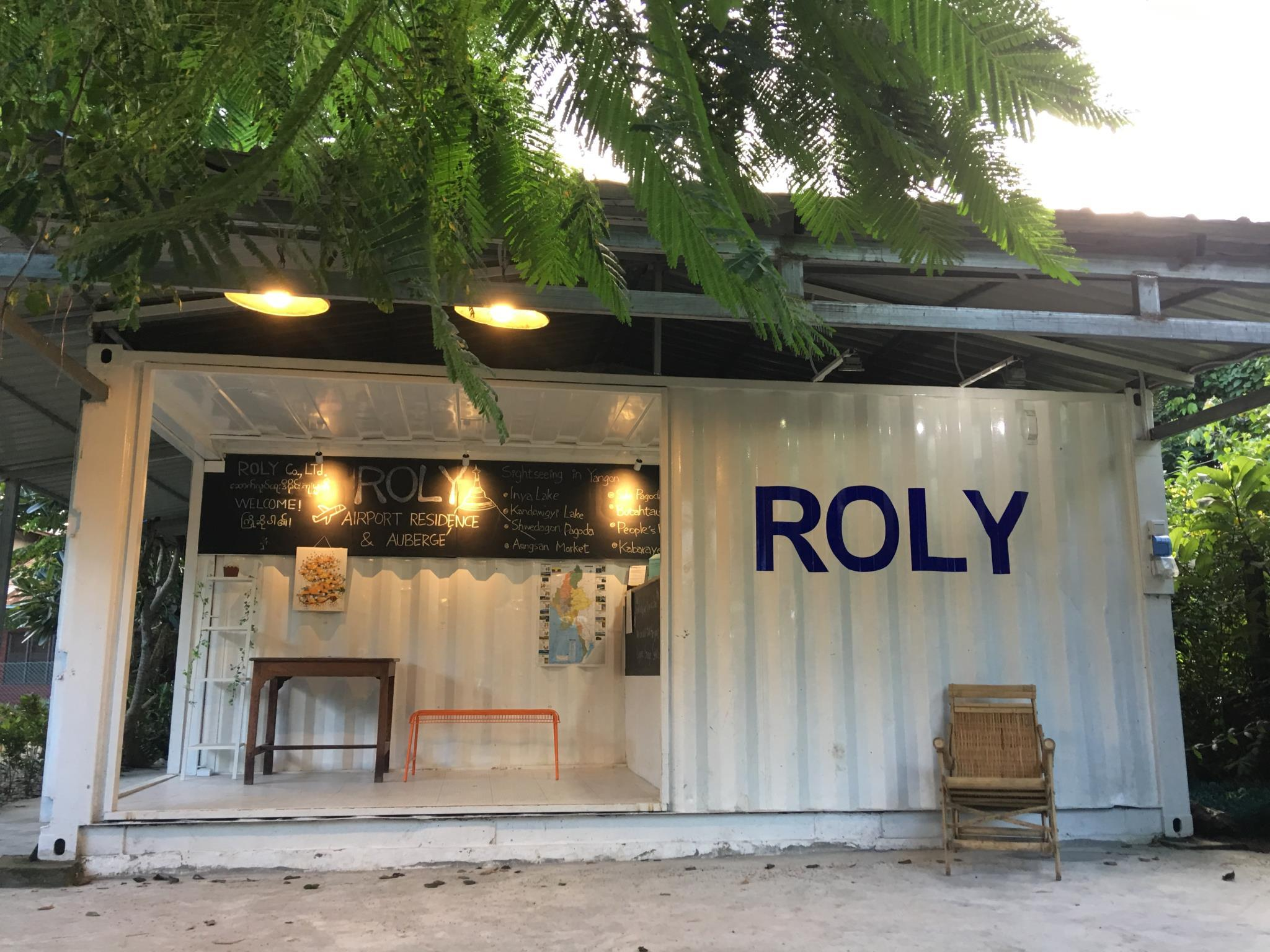ROLY Airport Residence