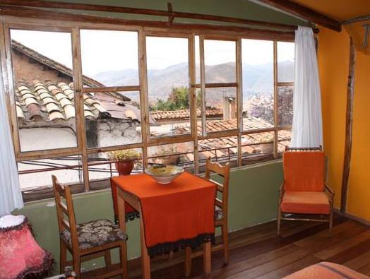 Casa De Mama Cusco   The Treehouse