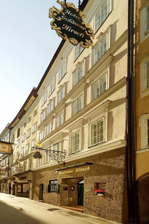 Hotel Goldener Hirsch, a Luxury Collection Hotel, Salzburg