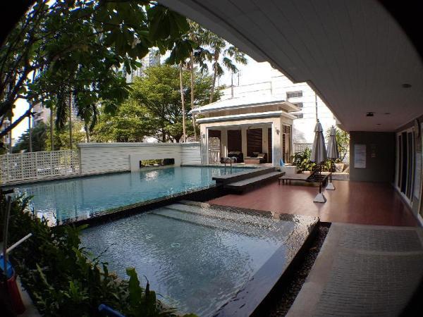 The Bangkok at Krungthonburi Station Bangkok