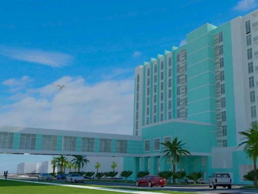 Hampton Inn and Suites by Hilton Panama City Beach Beachfron