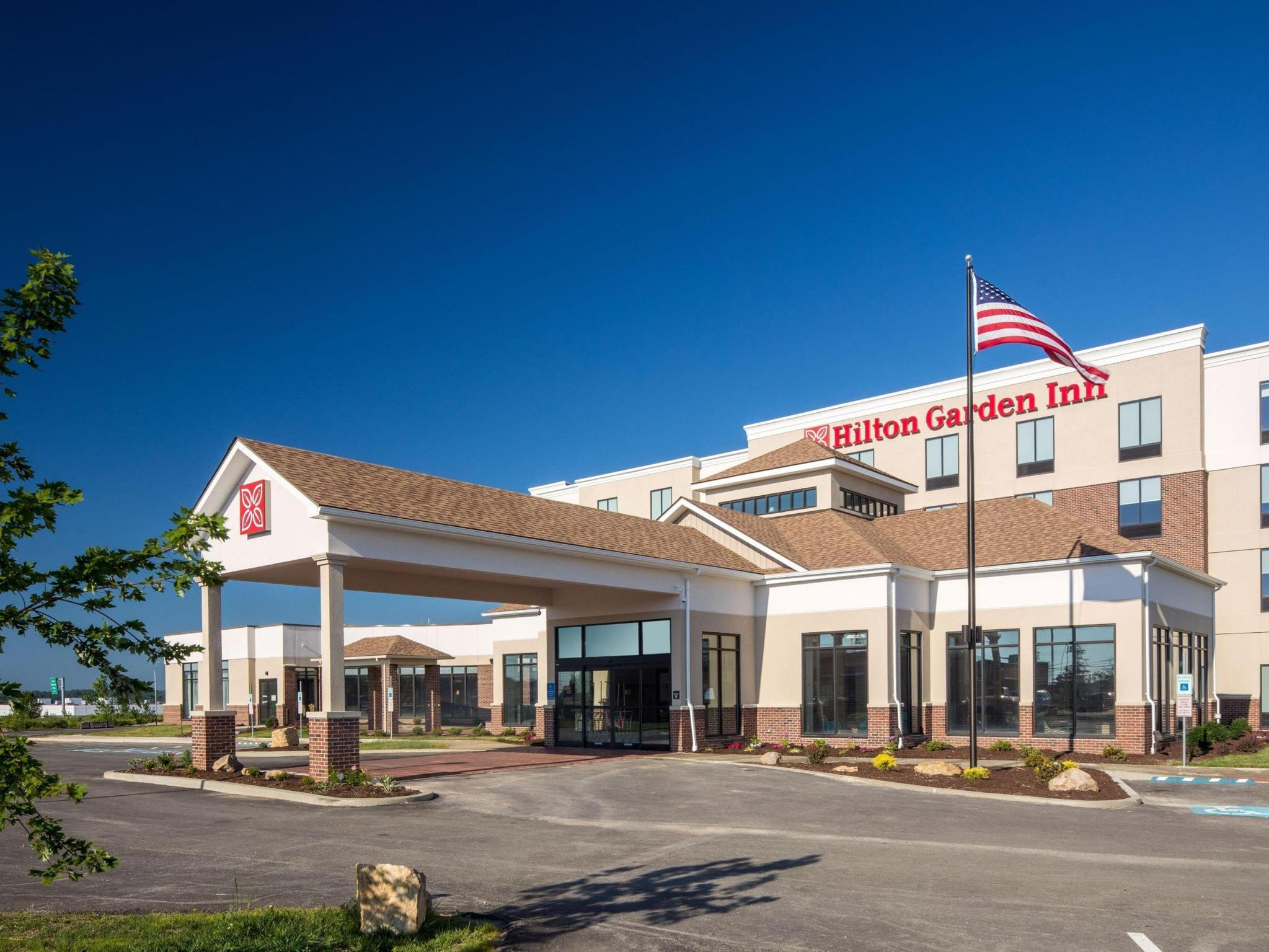Hilton Garden Inn Pittsburgh Airport