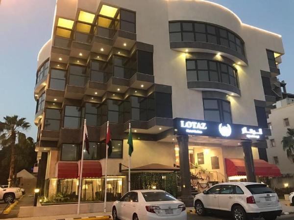 Lotaz Hotel Suites Jeddah
