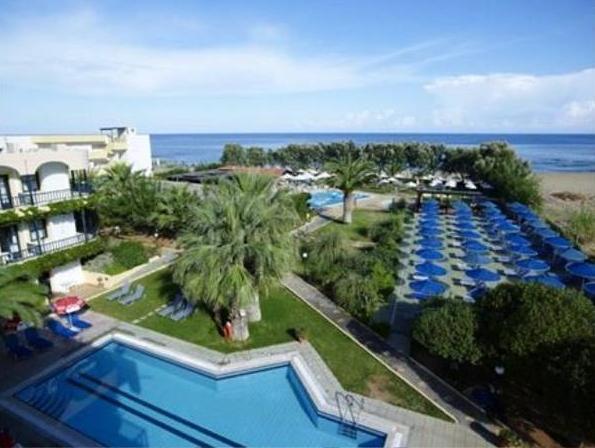Malia Bay Beach Hotel And Bungalows