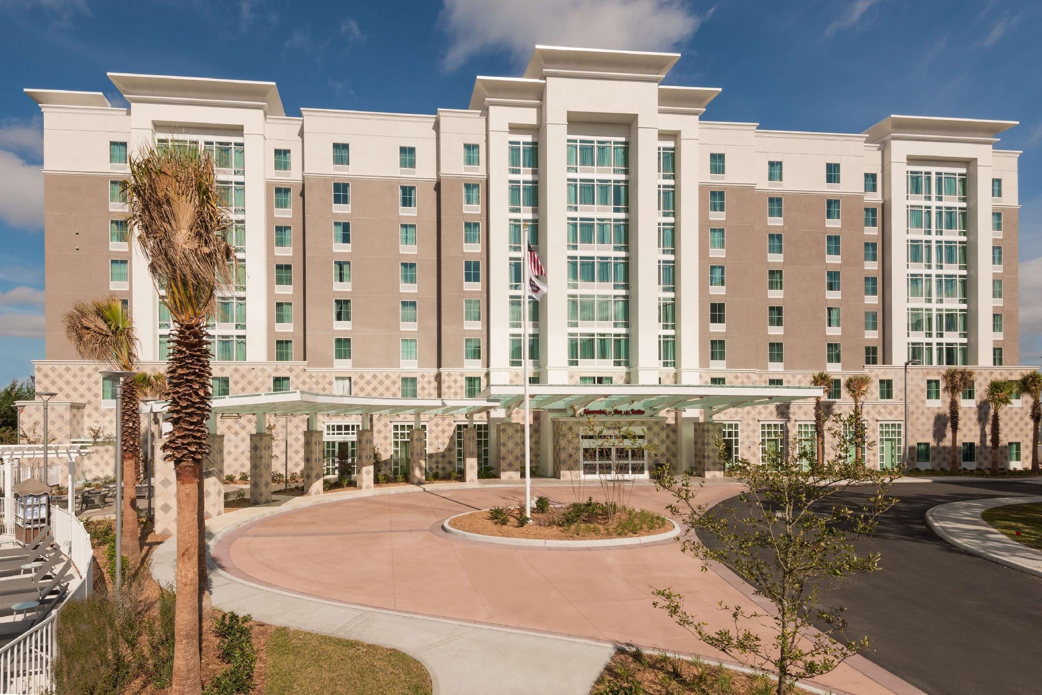 Hampton Inn And Suites Tampa Airport South @ Avion Park