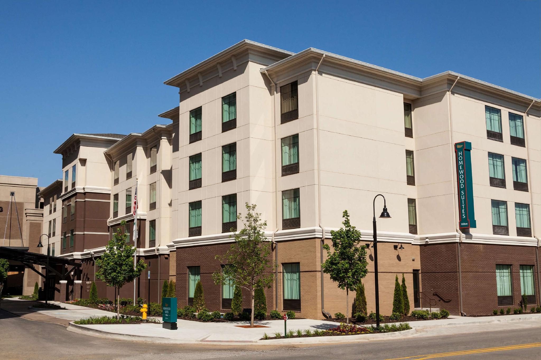 Homewood Suites By Hilton Huntsville Downtown