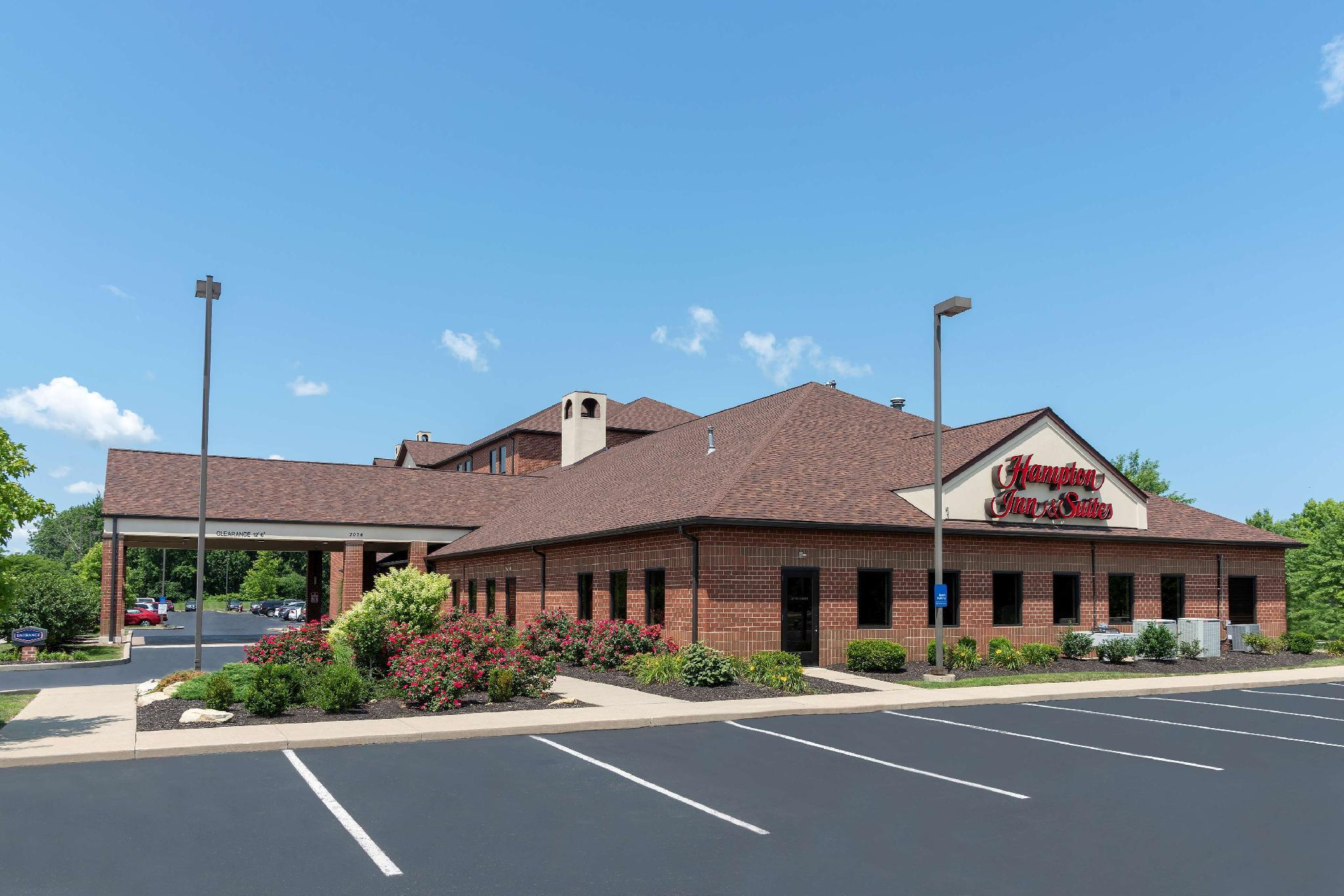 Hampton Inn And Suites Cleveland Airport