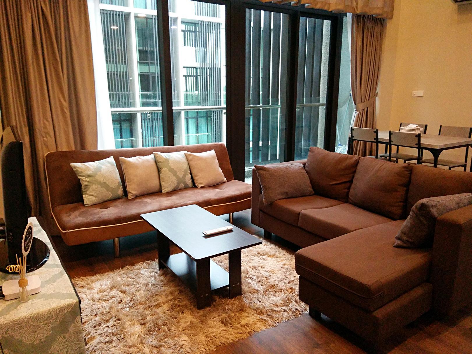 Eden Suite @ Luxury Service Condo KK Downtown