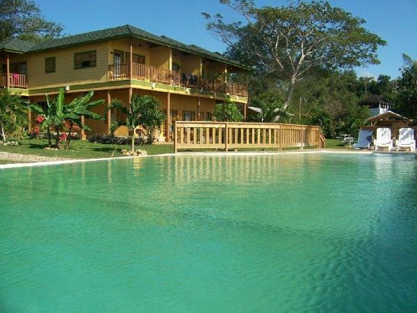 Rhodes Resort Jamaica Green Island
