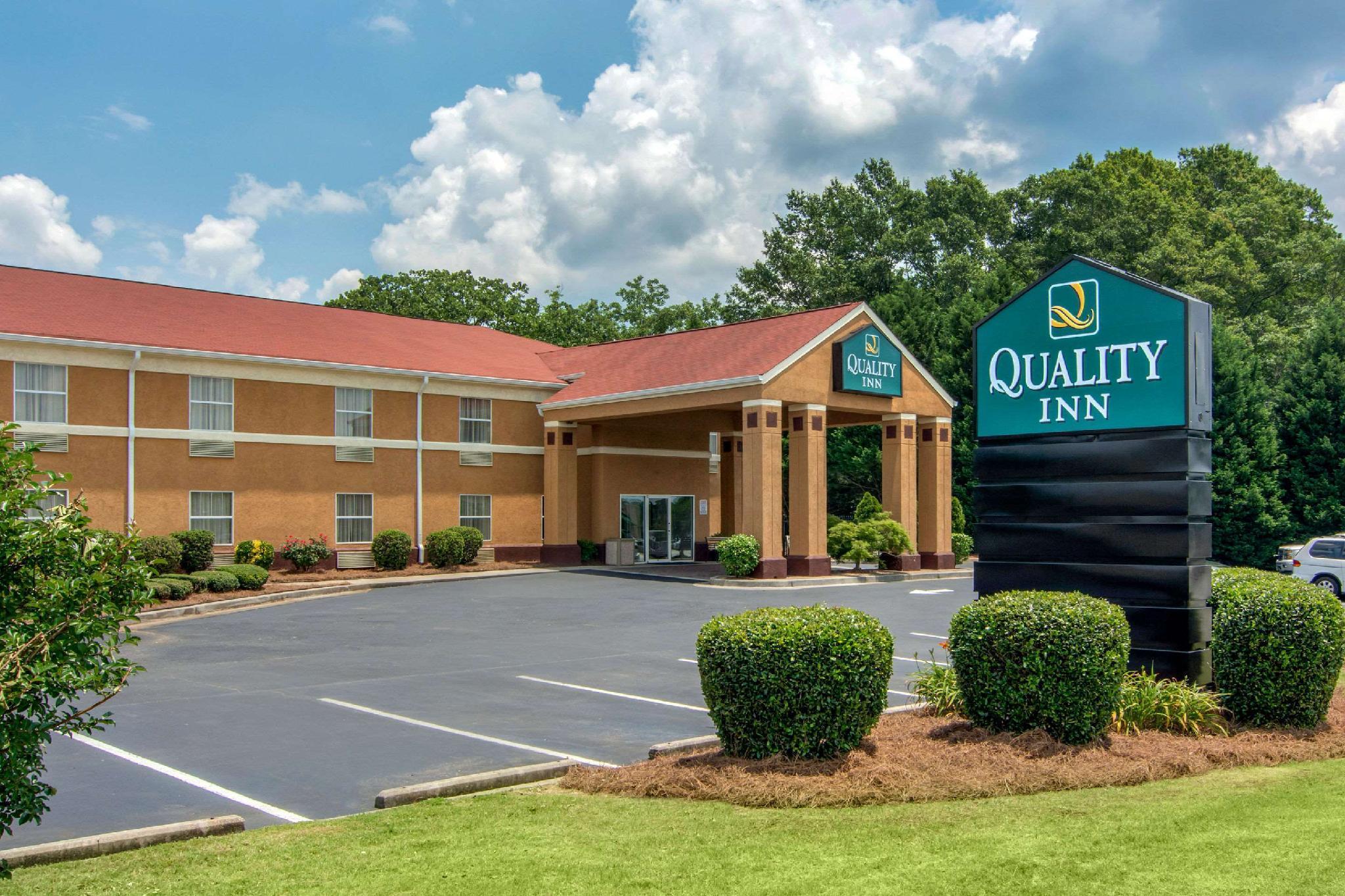Quality Inn Loganville US Highway 78