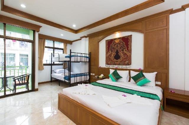 แมกนิฟิก เกสต์เฮาส์ ป่าตอง – Magnific Guesthouse Patong