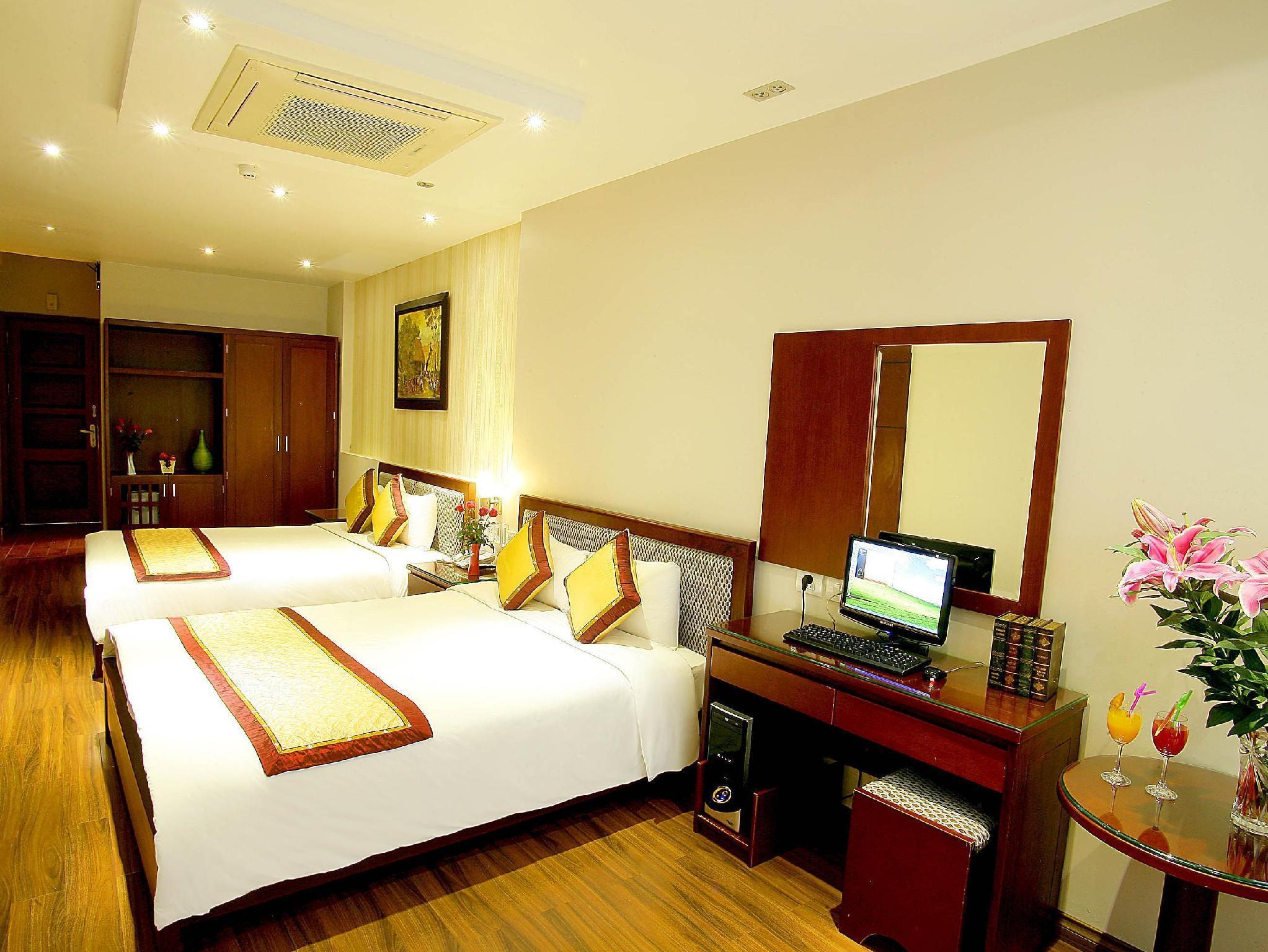 Hanoi View 2 Hotel  Ngo Si Lien