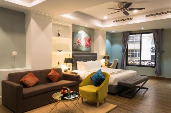Sam Hotel & Apartment Ho Chi Minh City