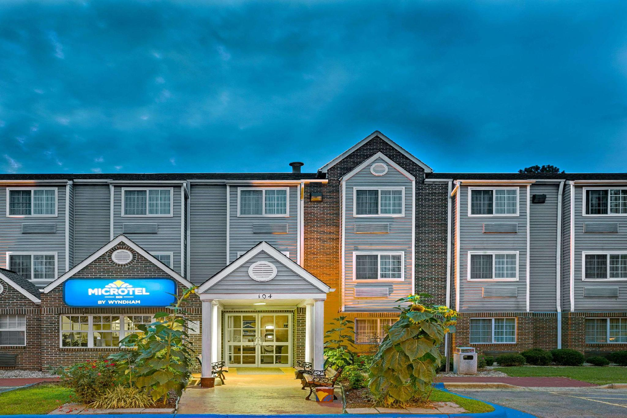 Microtel Inn And Suites By Wyndham Raleigh Durham Airport
