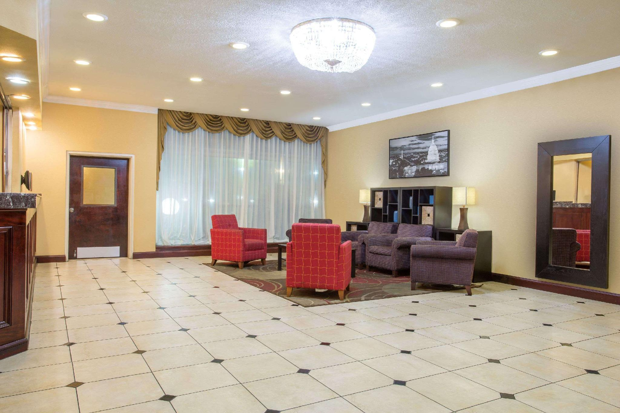 Days Inn By Wyndham Washington DC Gateway
