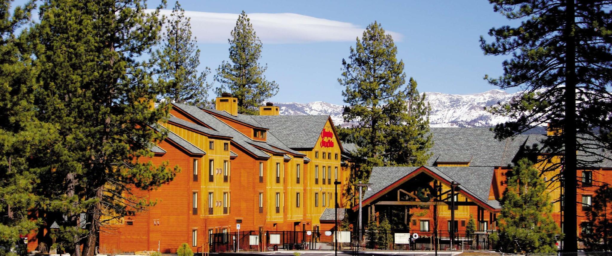 Hampton Inn And Suites Tahoe Truckee