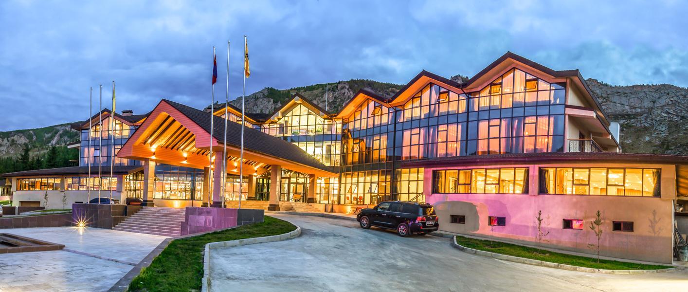 Resort World Terelj Hotel
