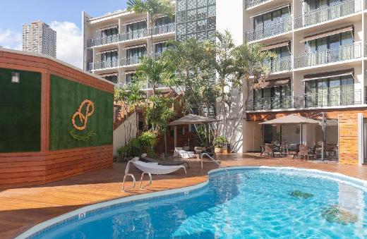 Polynesian Residences, Waikiki Beach