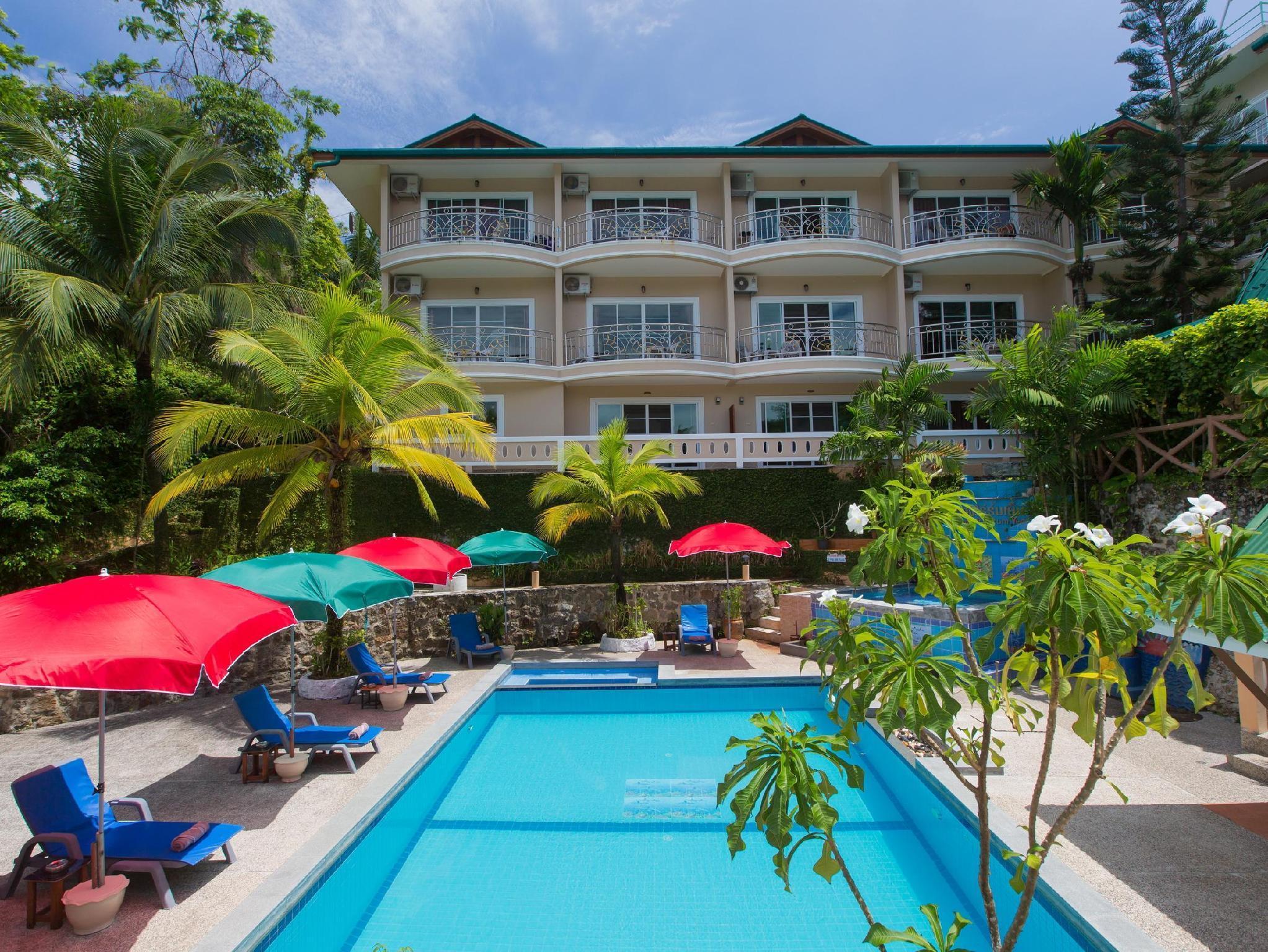 Patong Rai Rum Yen Resort ป่าตอง ไร่ร่มเย็น รีสอร์ท