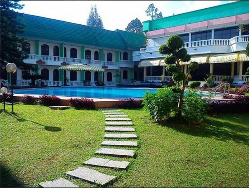 Green Garden Hotel Berastagi in Indonesia
