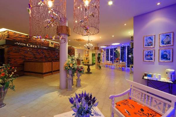 Caza V1 Serviced Apartment Rayong