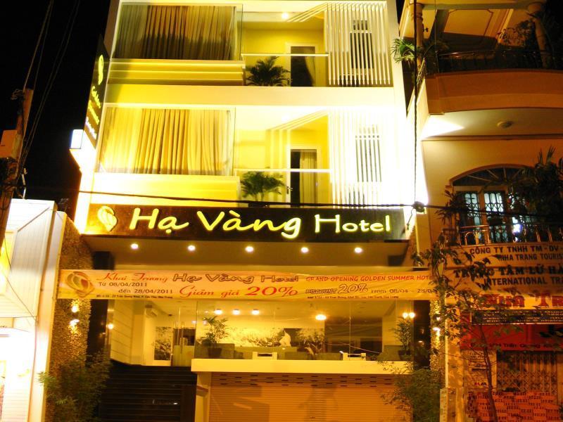 Golden Summer Hotel Nha Trang