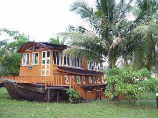 コ チャーン グランド ラグーナ Aunchaleena Beach Front Resort Koh Chang