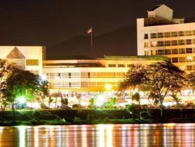 โรงแรมเวียงตาก ริเวอร์ไซด์ – Viangtak Riverside Hotel