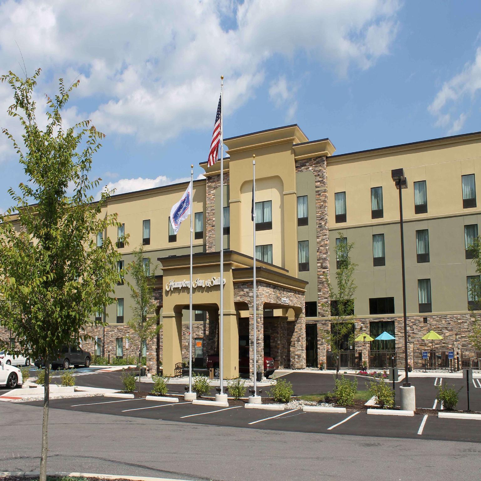 Hampton Inn And Suites Stroudsburg Bartonsville