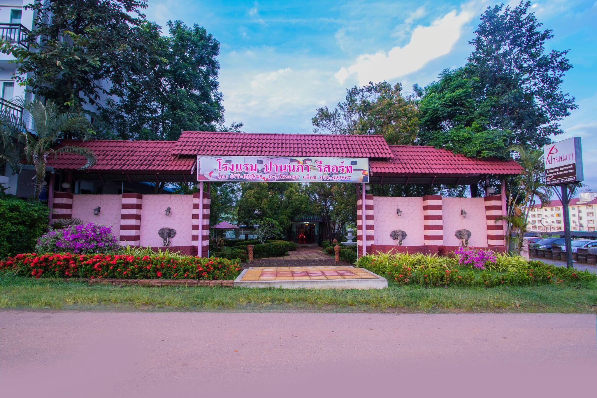 Price Pannapa Resort