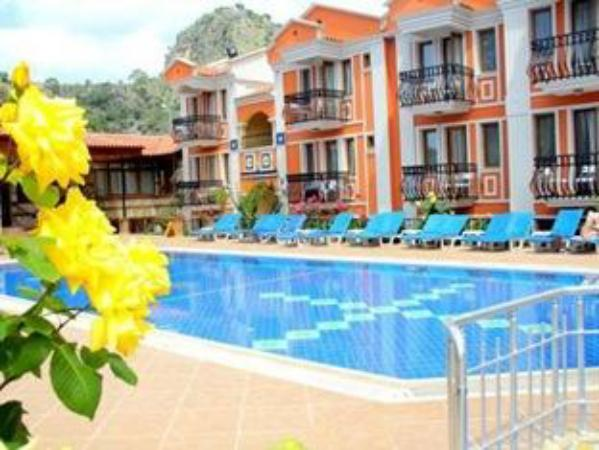 Magic Tulip Beach Hotel Oludeniz
