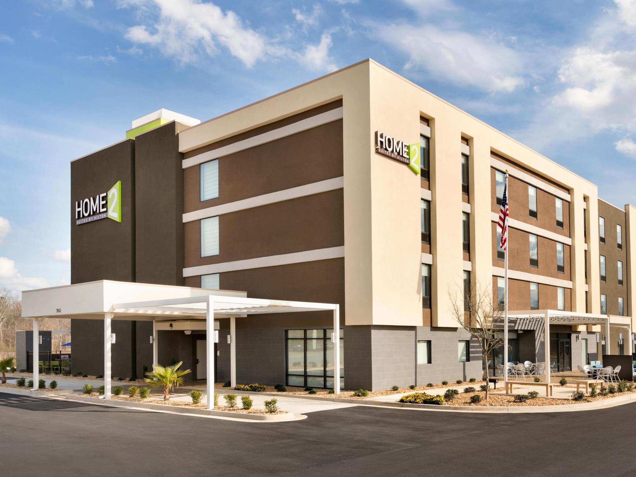 Home2 Suites By Hilton Macon I 75 North