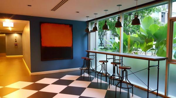 Nicely 1BR nr BTS only5min FreeWifi Bangkok