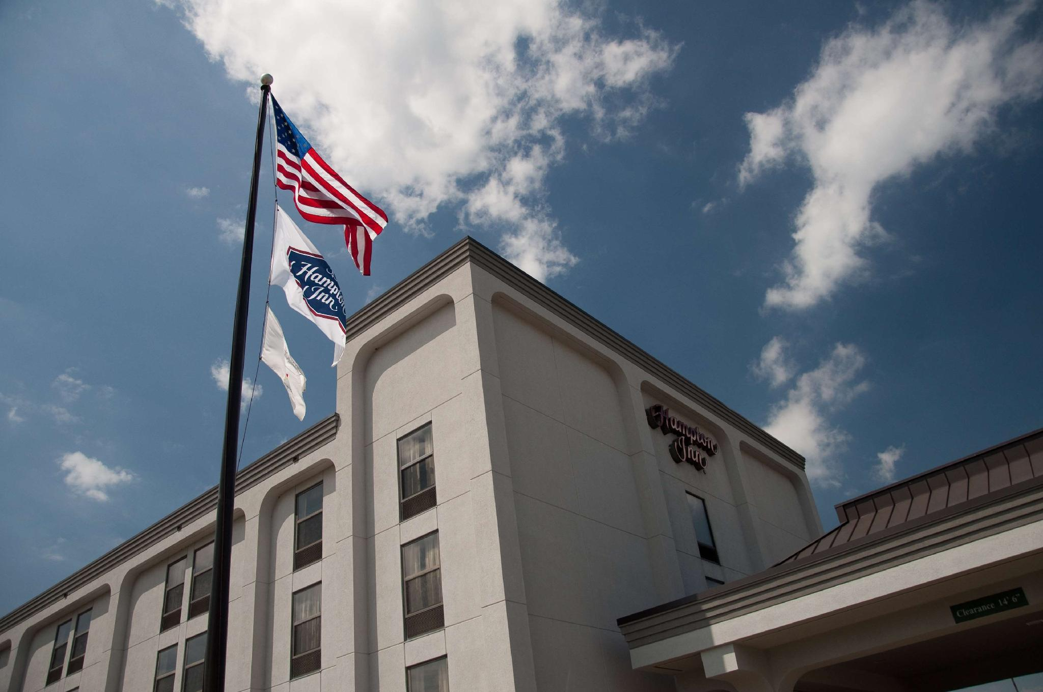 Hampton Inn Kansas City Shawnee Mission