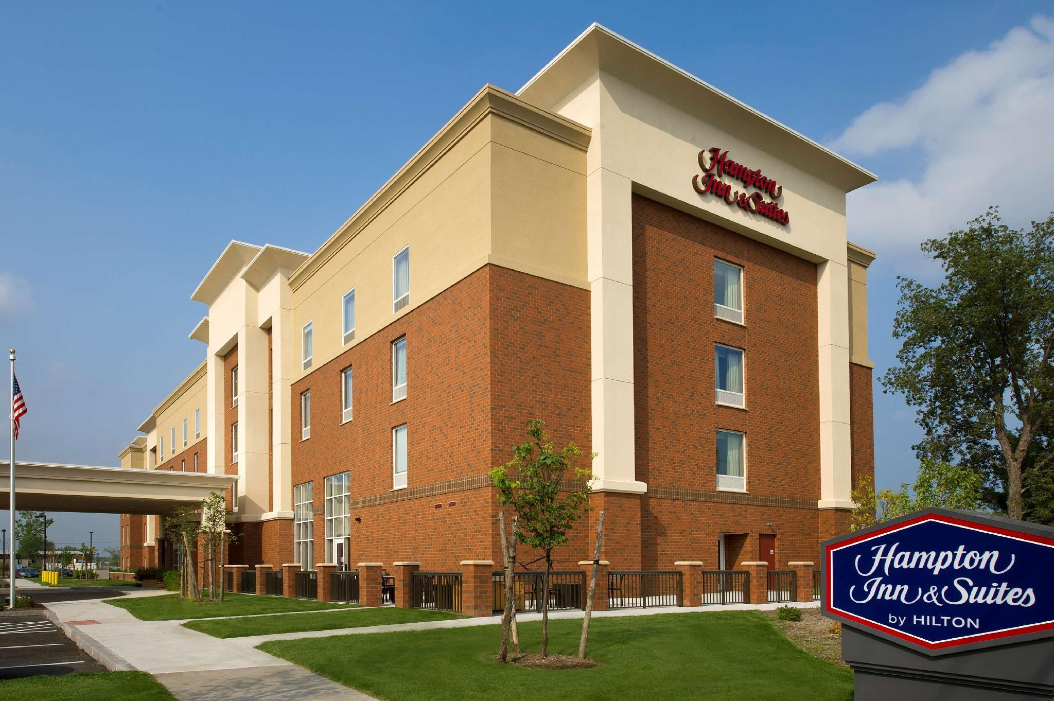 Hampton Inn And Suites Syracuse Carrier Circle