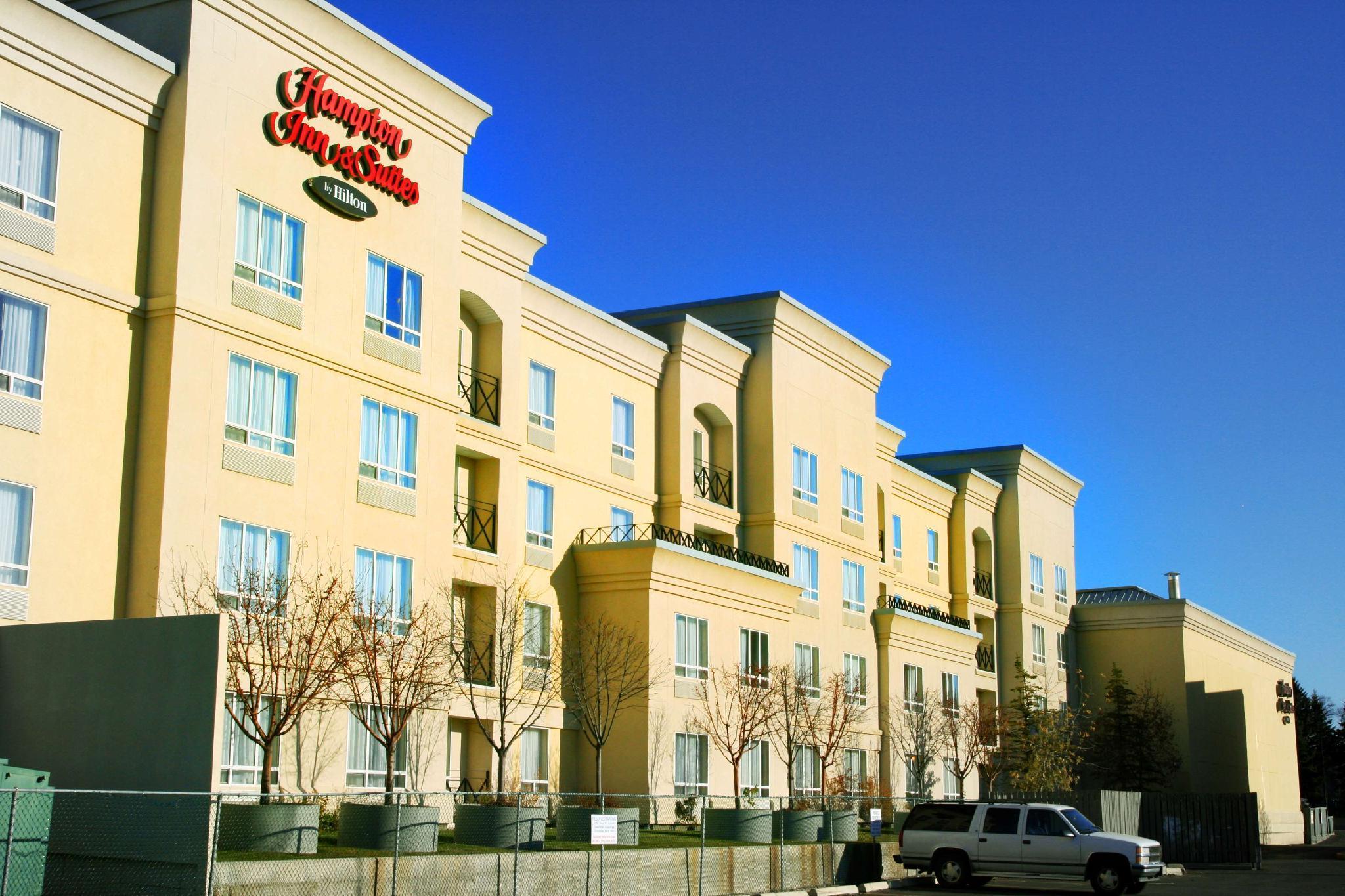 Hampton Inn And Suites Calgary Northwest
