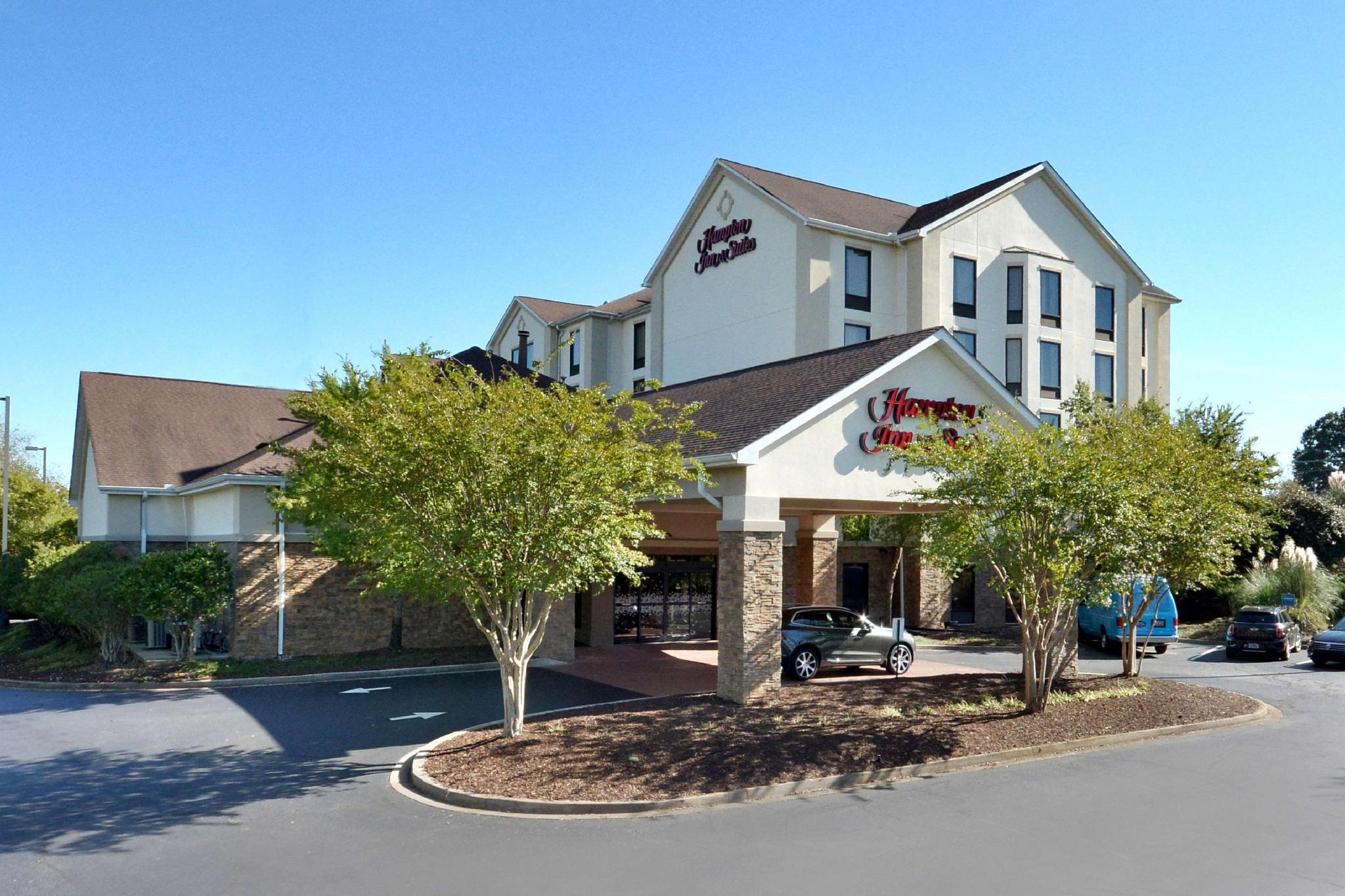 Hampton Inn And Suites Greenville Duncan
