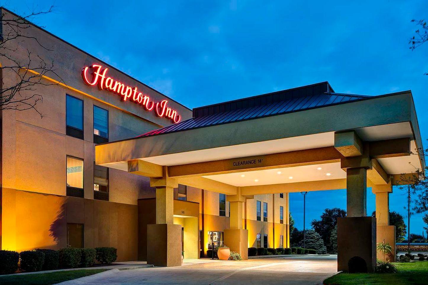 Hampton Inn Mattoon