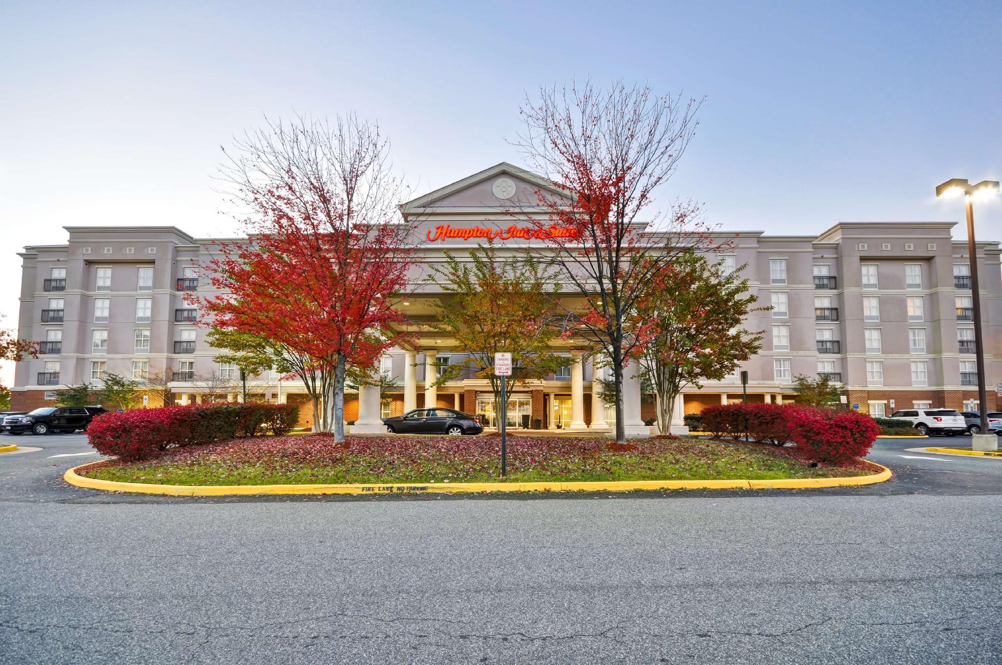 Hampton Inn And Suites Fredericksburg