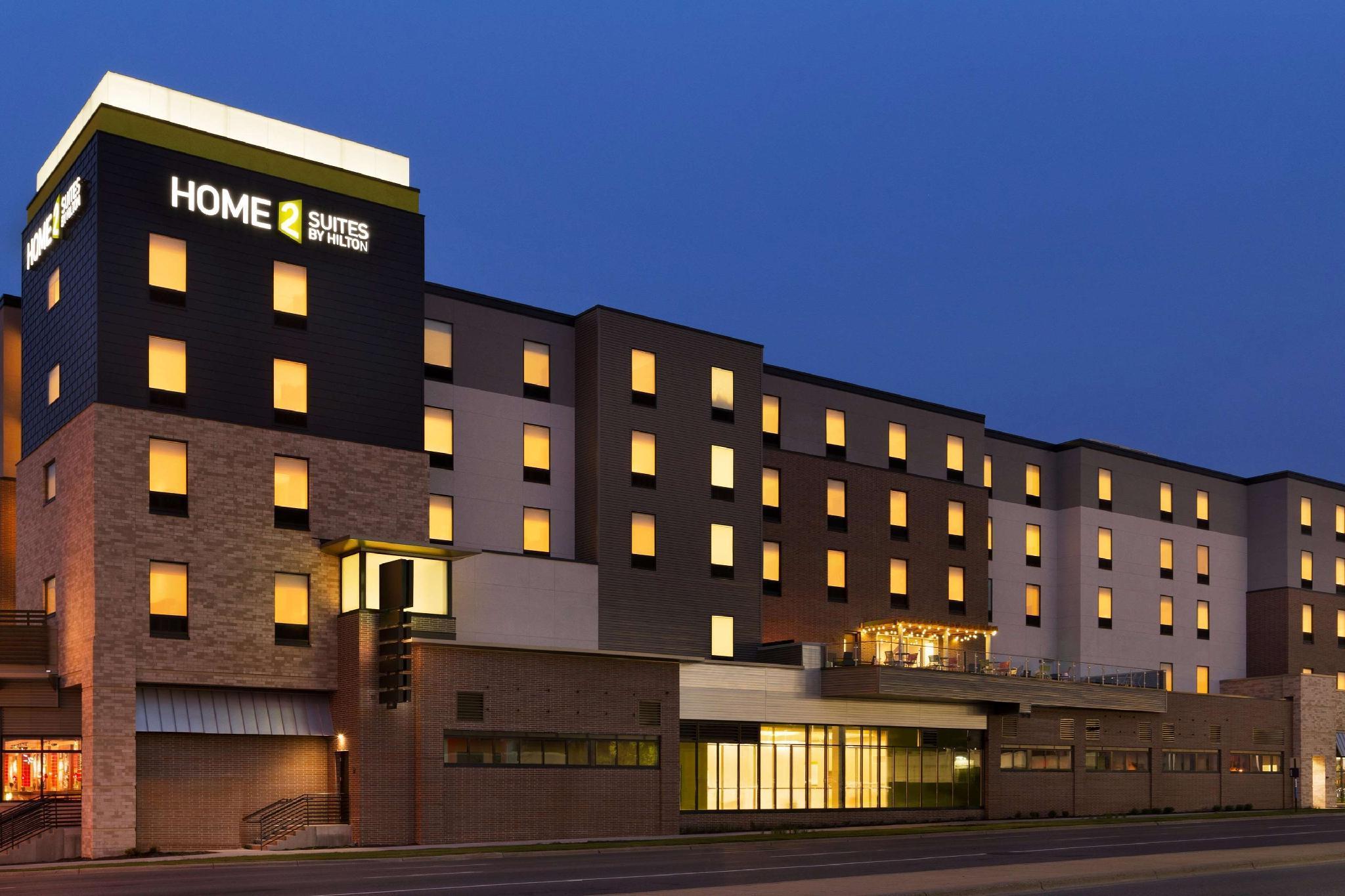 Home2 Suites By Hilton Minneapolis Bloomington