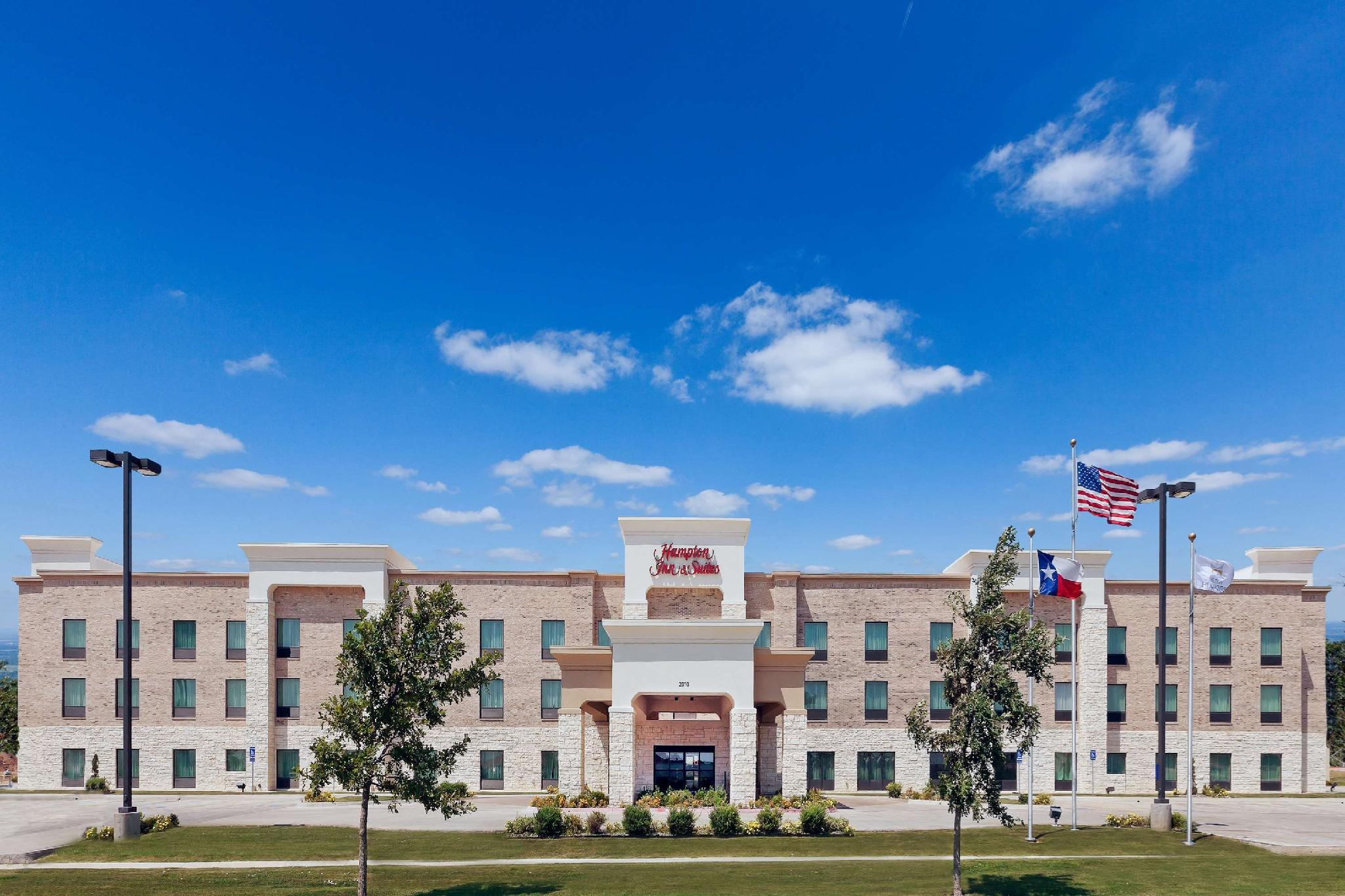 Hampton Inn And Suites Dumas