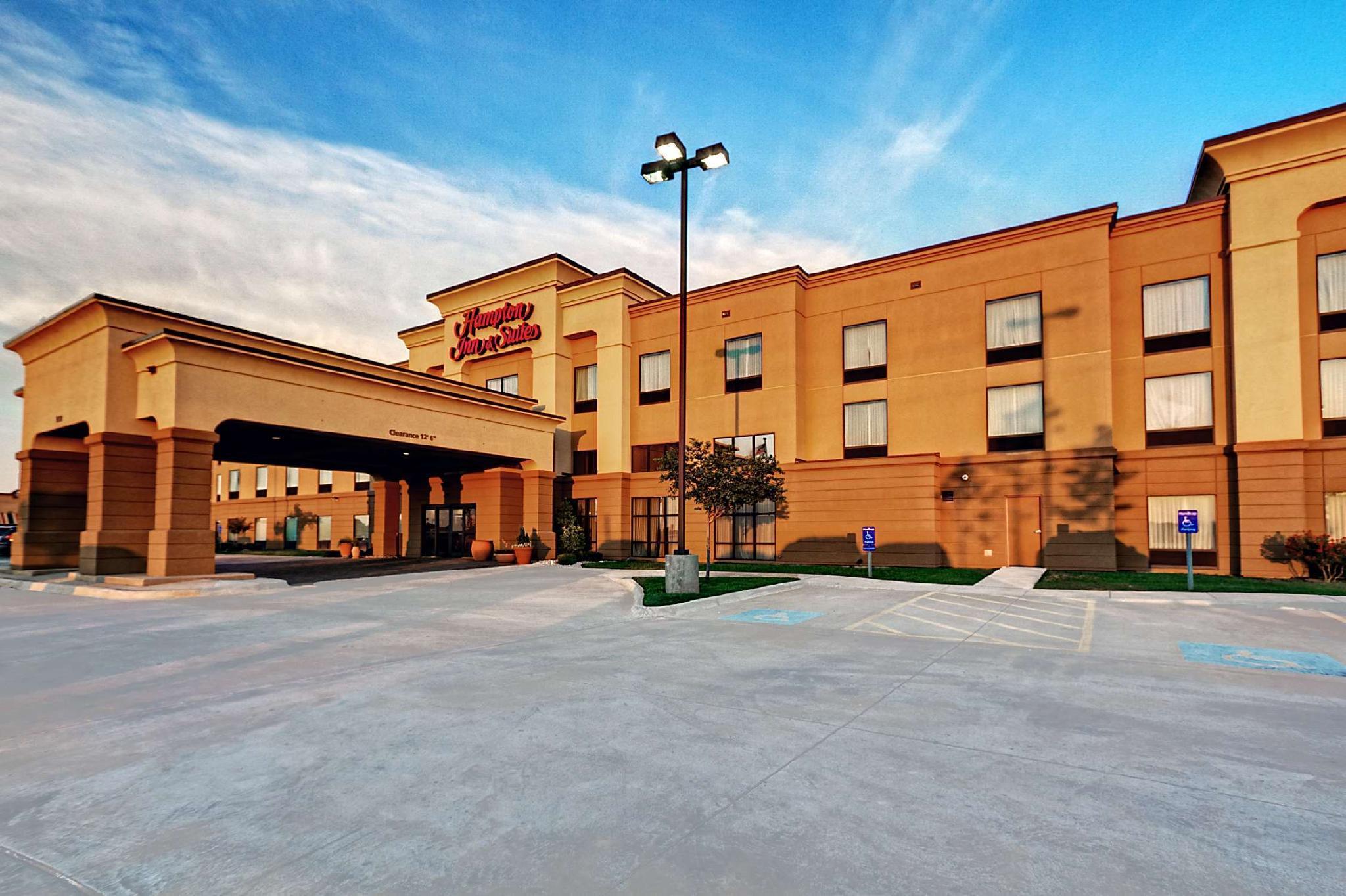 Hampton Inn And Suites Altus